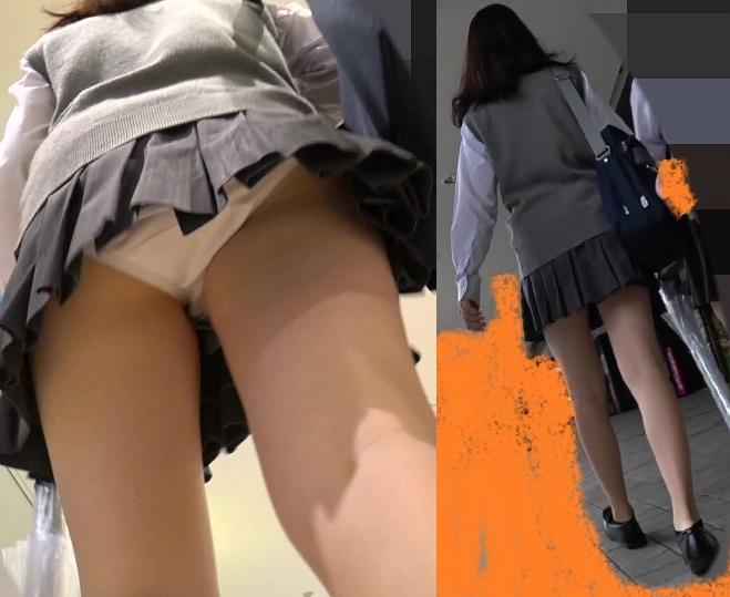 制服女子4連発3人分