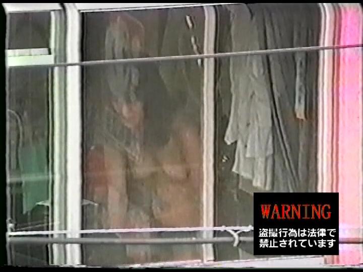 公務員守屋さん(仮名)の民家のぞきと洗濯物 #005